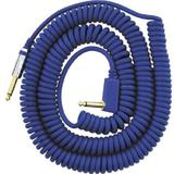 VOX Instrument Cable Coil [VCC-90BL] - Blue - Instrument Cable
